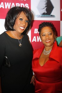 Angie Le Mar and Radio Talk Show Host Sherry Dixon