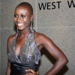 Top Model Kadiatu Kamara always looking elegant