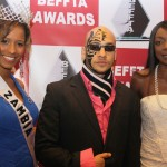 Miss Zambia Univers/UK, Dj Sose and Nina Martin