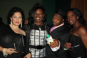 Playvybz Andrea, Choice FM Kat and guests