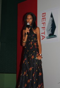 International Model Noella is the new BEFFTA Best International Model