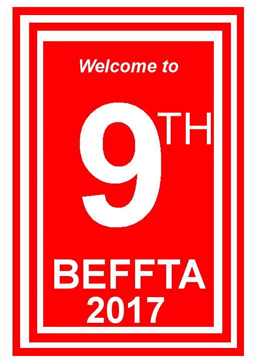 9th BEFFTA - BEFFTA 2017