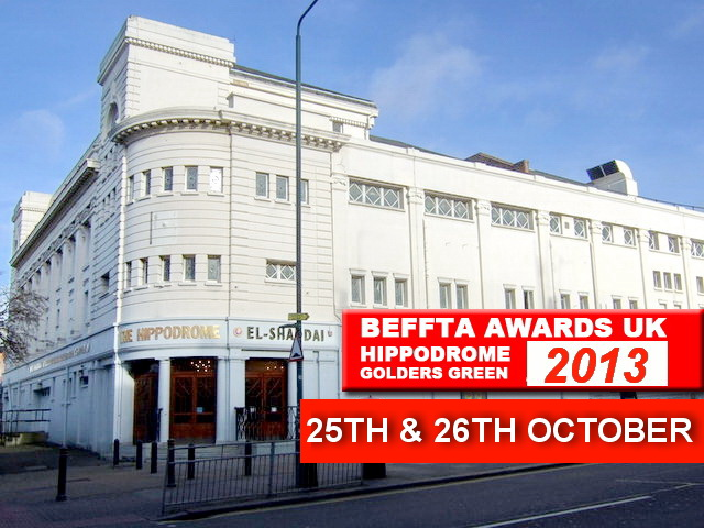 BEFFTA UK 2013 VENUE