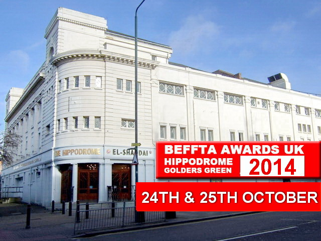 BEFFTA UK 2014 VENUE
