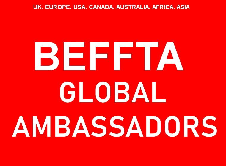 BEFFTA GLOBAL AMBASSADORS