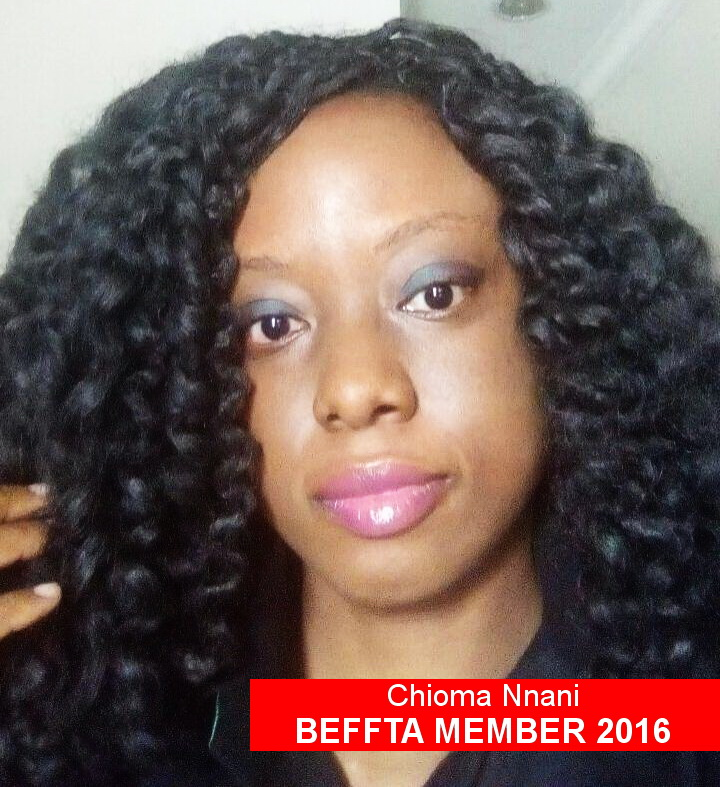 BEFFTA MEMBER Chioma Nnani