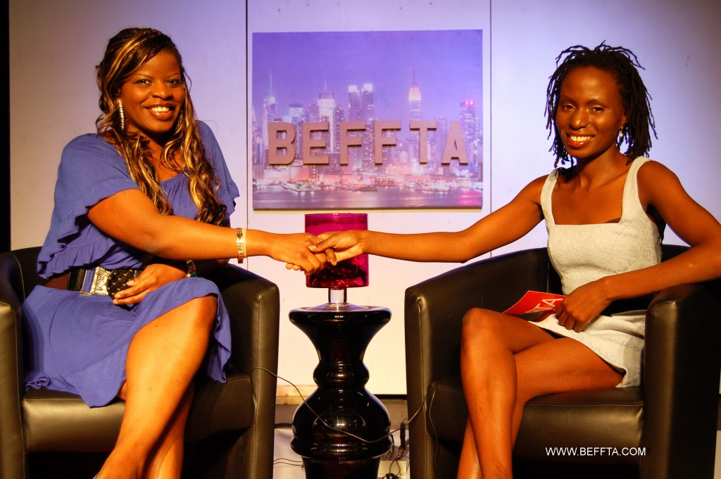 BEFFTA TV show live recording on 10th December with special guests on the hot seat