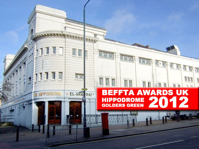 THE PRESTIGIOUS BEFFTA UK AWARDS 2012 VENUE