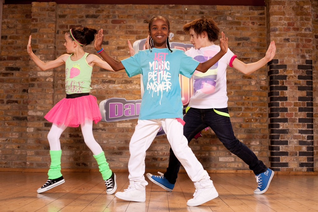 Akai working on Disney Channel's Shake It Up Dance
