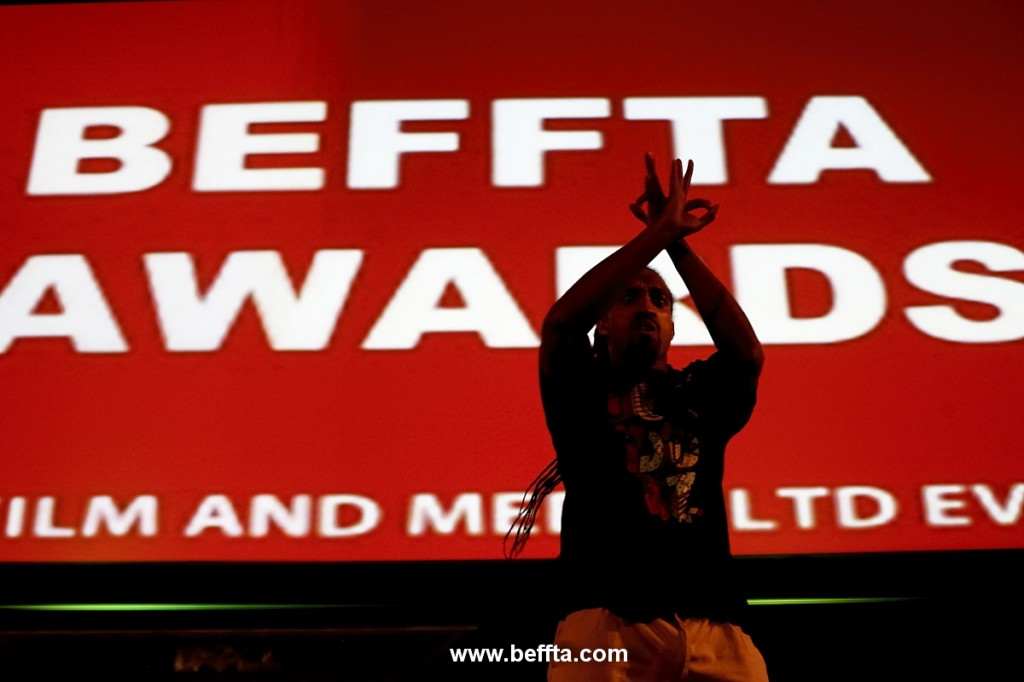 Turbo perfomres at BEFFTA UK awards 2011