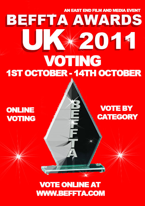 BEFFTA UK 2011 voting from 1st - 14th October