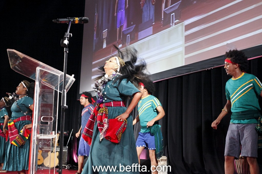 International dance group Dan-Kira opens up BEFFTA UK awards 2011 with amazing 6 different dance sets