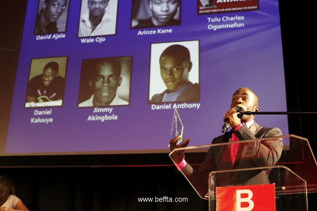 BEFFTA award-winning actor Jimmy Akingbola plays Mick on BBC hit comedy series Rev