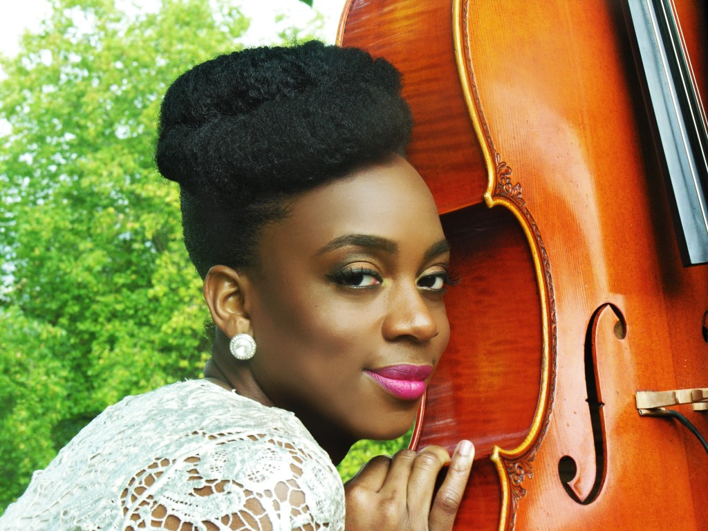 BEFFTA This Is Love concert is proud to have vocalist, cellist, pianist and composer Ayanna on the line up