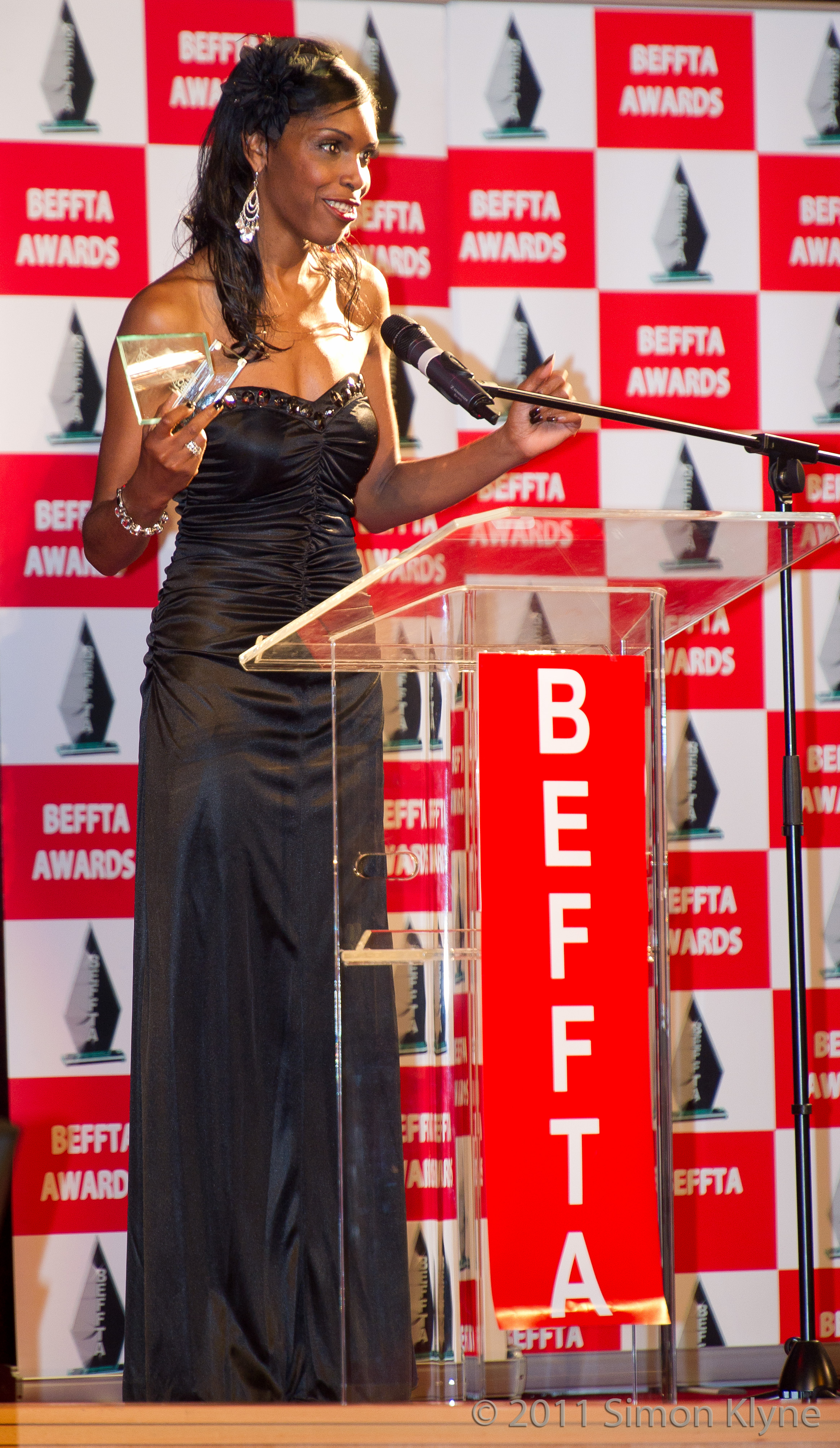 Fashion finest picked up BEFFTA BEST EVENT PROMOTER 2011