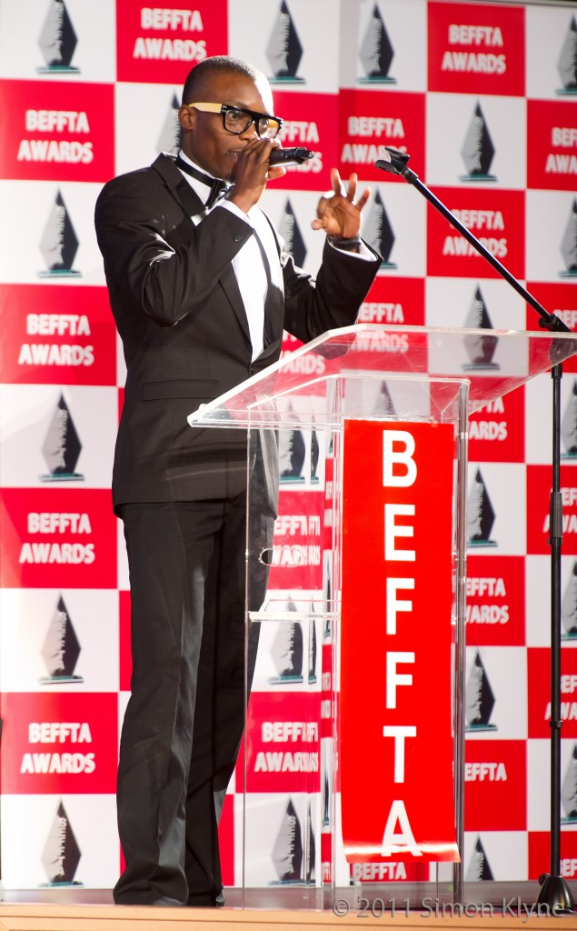 BEFFTA Award- Winner Faith Child