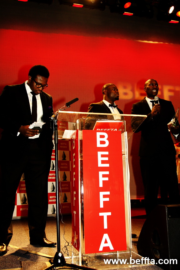 FACTORY78 WON BEFFTA BEST ONLINE TV FOR THE SECOND YEAR
