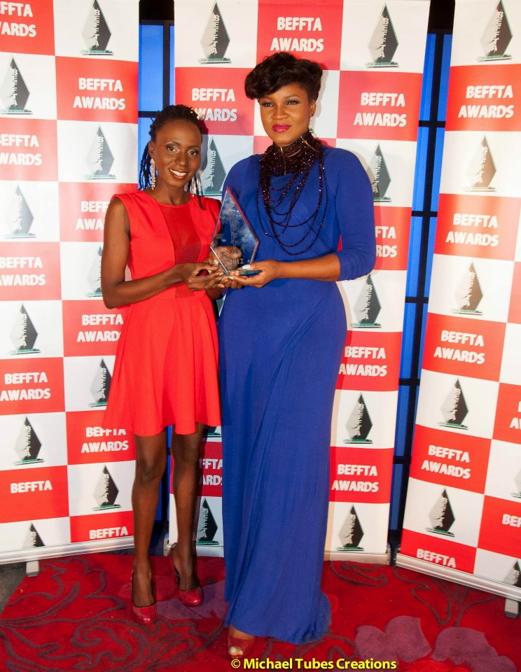 BEFFTA FOUNDER COMMENDED OMOTOLA JALADE FOR HER CONTRIBUTION TO FILM AND HUMANITARIAN DUTIES