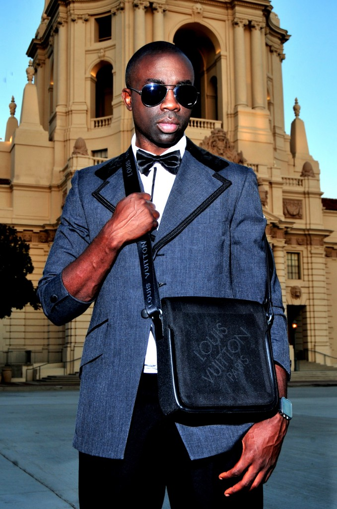 Sam Sarpong - BEFFTA FASHION ICON 2013