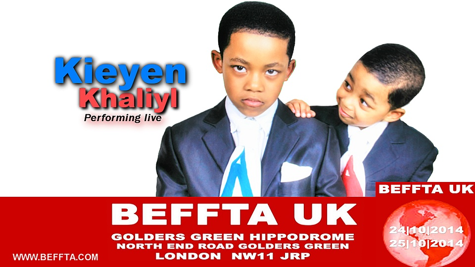 BEFFTA YOUNGEST PERFORMERS