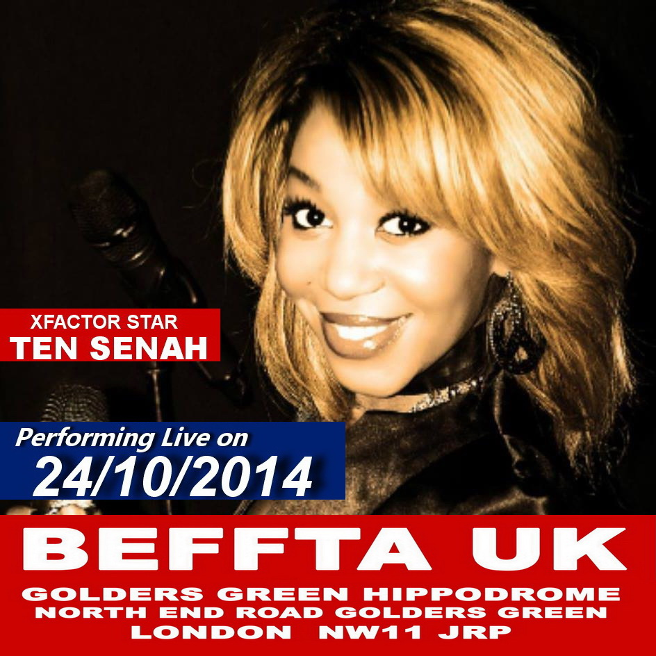 TEN SENAH PERFORMING LIVE AT BEFFTA 2014