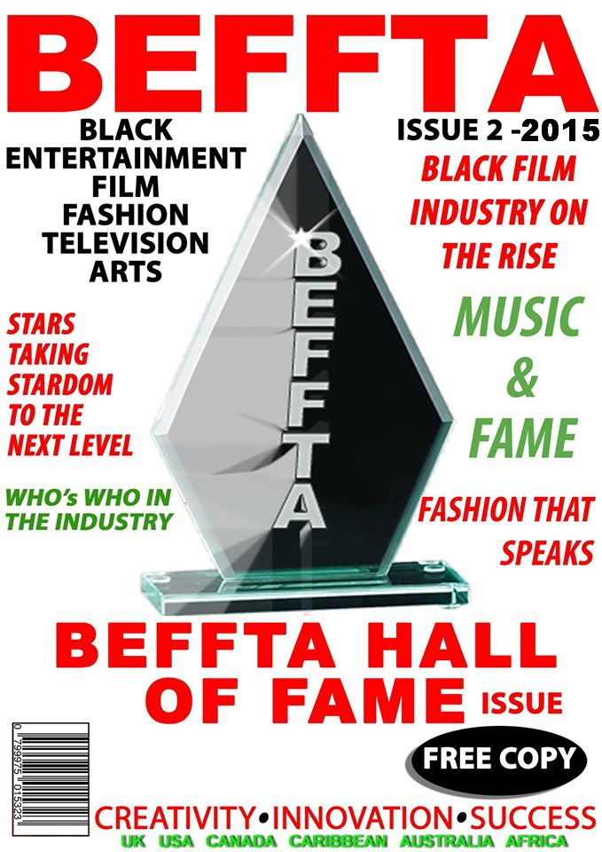 BEFFTA MAGAZINE - HALL OF FAME ISSUE 2015