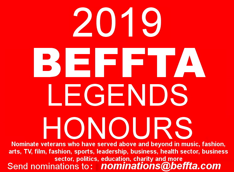 BEFFTA 2019 LEGENDS NOMINATIONS